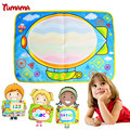 71.5x51.5cm Water Drawing Play Mat Baby Kids Add Water with Magic Pen Doodle Painting Picturein Drawing Toys Educational Toys