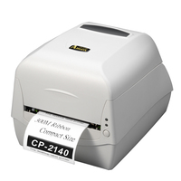 Argox CP 2140M White Barcode Transfer Printer Sticker Printer Machine 104mm Label Printing Jewelry Label Price