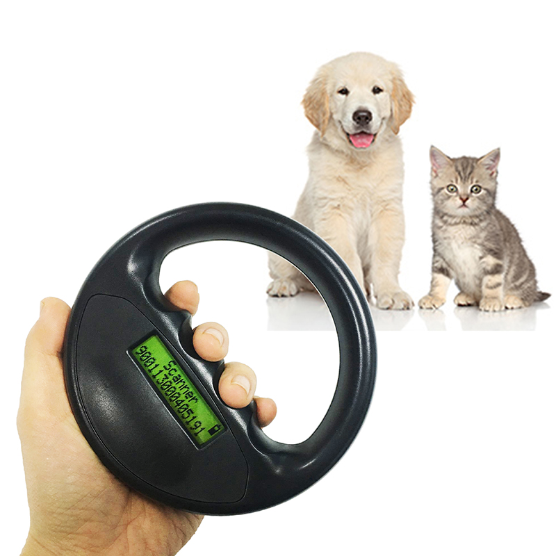Back To Search Resultssecurity & Protection 134.2khz/125khz Fdx-b,fdx-a,avid Animal Chip Reader For Cattle Ear Tag,dog Cat Pets,fish Microchip To Enjoy High Reputation In The International Market