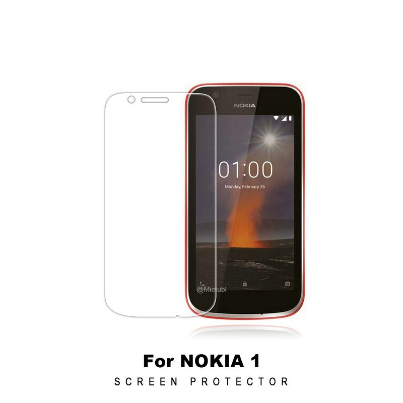 For <font><b>Nokia</b></font> 1 Nokia1 for <font><b>Nokia</b></font> <font><b>2</b></font> Tempered Glass Screen Protector Guard CASE Film for <font><b>Nokia</b></font> 1 Nokia1 for <font><b>Nokia</b></font> <font><b>2</b></font> Glass Film image