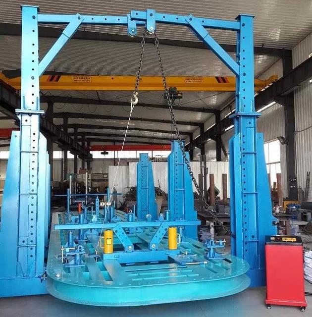 Hot Sale Truck Body Repair Bench Bus Collison Repair Platform Large