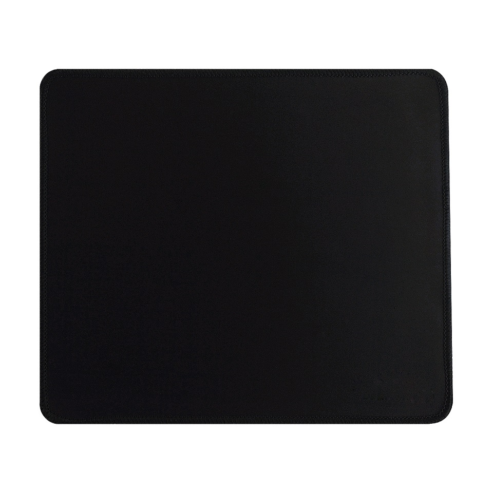 DZLST Wholesales Mouse Pad Universal Black Square Gaming Slim Mouse Pad Mat Muismat 24*20cm For Laptop Computer PC Gamer Dota CS