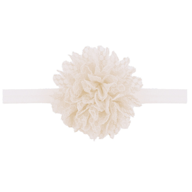 Multi-Color Child <b>Infant</b> Girls Kids Cute Flower Headband Lace Flower Accessories - China Cheap Products