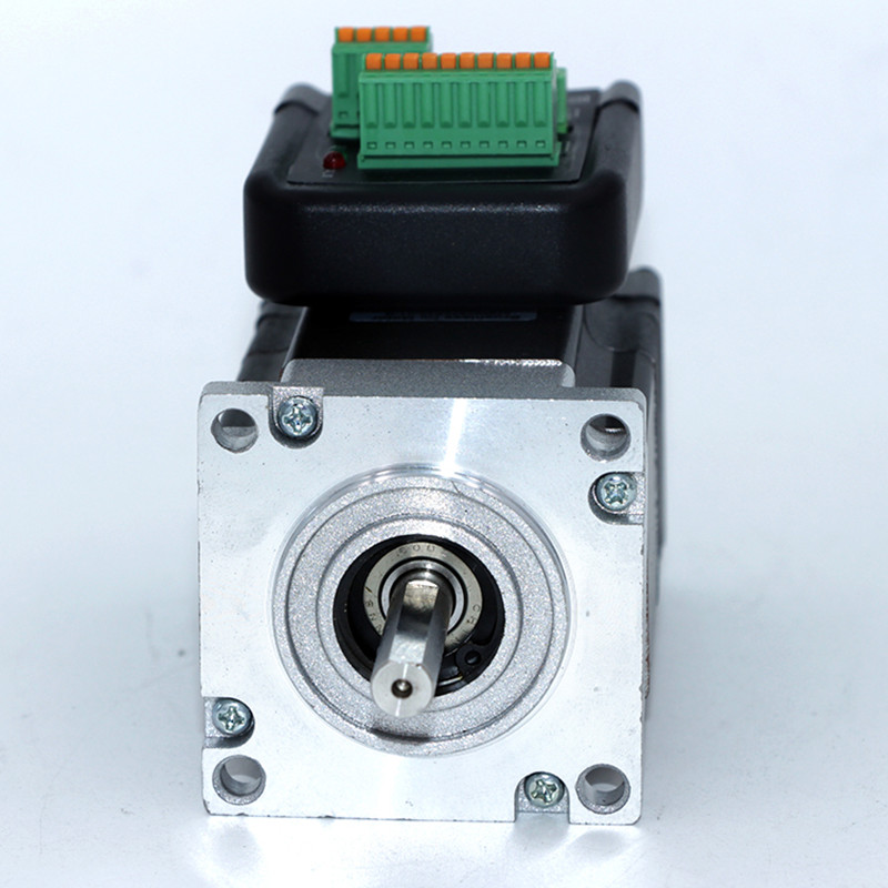 100 Watt NEMA23 0.29Nm Integrierte Servomotor 36VDC 3000 rpm JMC iHSV57-30-10-36