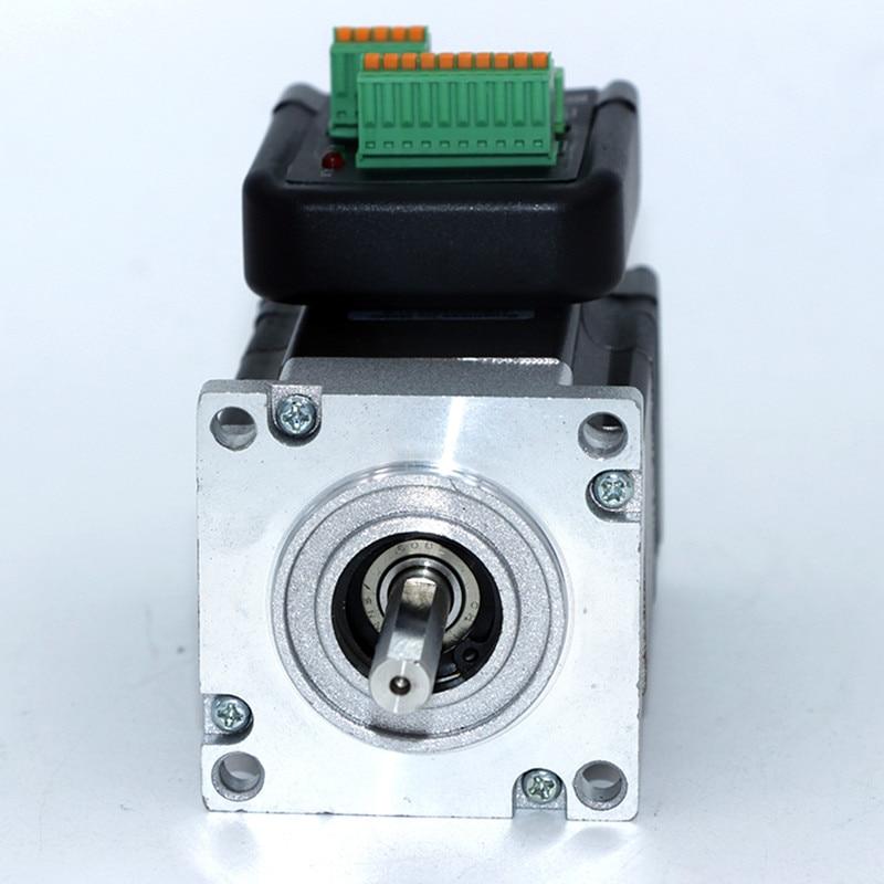 100W NEMA23 0.29Nm Integrated Servo Motor 36VDC 3000rpm JMC iHSV57-30-10-36 nema23 2nm 283oz in integrated open loop stepping motor 36vdc jmc ihs57 36 20