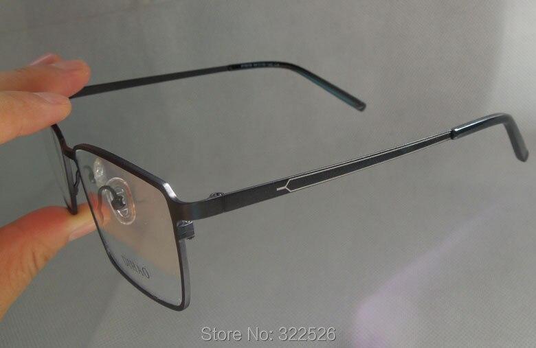 ④Multi-focal Freeform progresiva lentes + titanio puro marco ... 362f1185cf3a