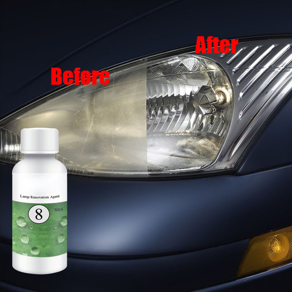New HGKJ-8 Car Lens Restoration Kit Headlight Brightening Headlight Repairing Tool CSL2018