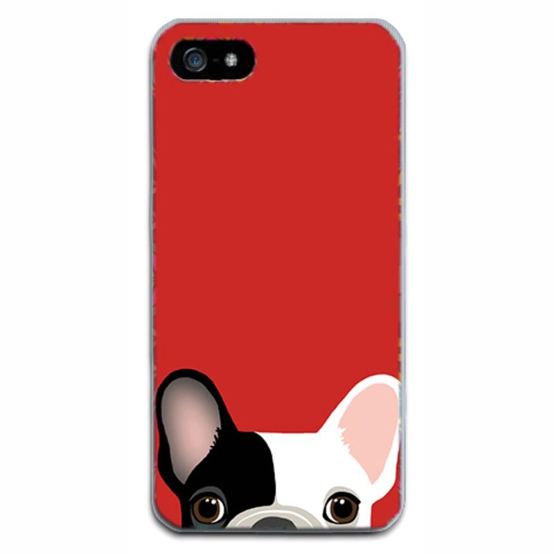 HTB16rhSRpXXXXcYXpXXq6xXFXXXb - Dog Cute Animal Soft TPU Cases For Iphone 5 5S SE Cover Phone Bags Silicon Thin PTC PTC 197