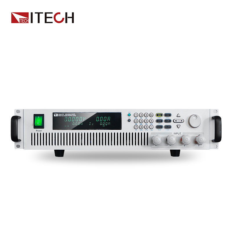 ITECH IT8514C DC Electronic Load 120V 240A 1500W