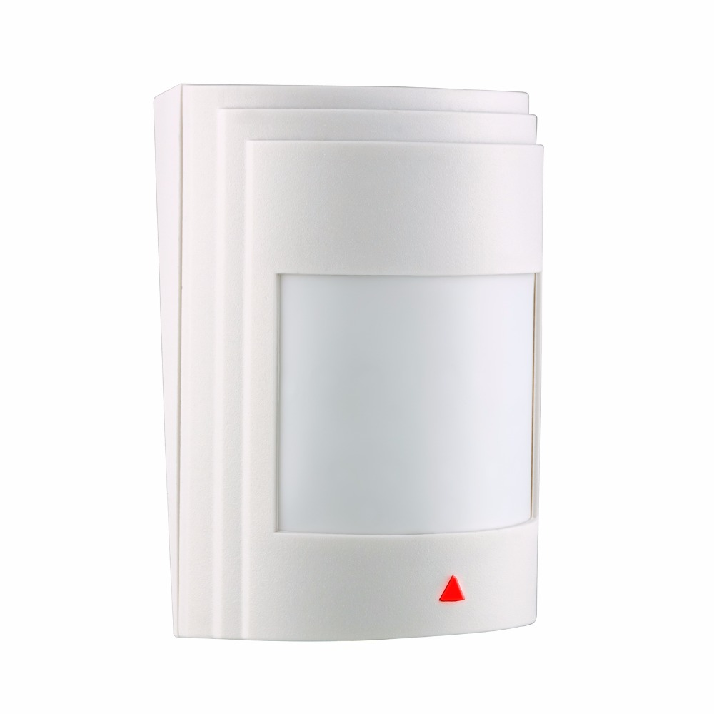 433Mhz Wired PIR Infrared Detector Motion Sensor For GSM/ PSTN Alarm System Suitable for G19 G90B Q2 alarm system