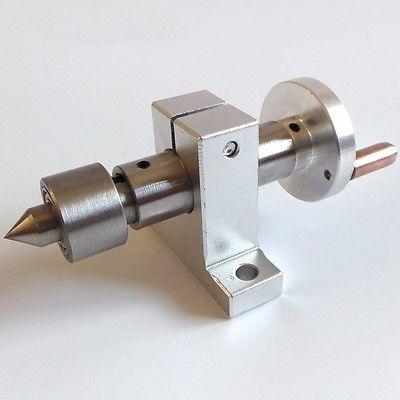 Double Bearing Precision Live Center For Lathe Machine Revolving Centre DIY Accessories For Mini Lathe