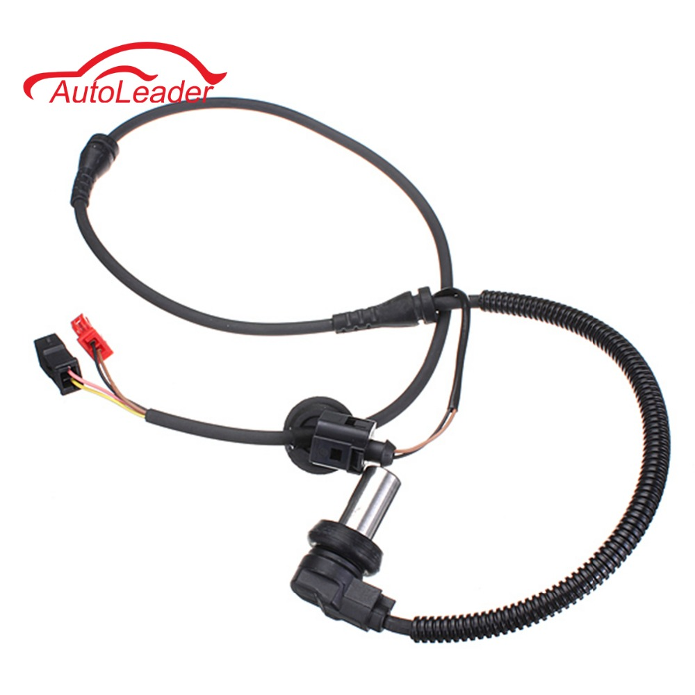 Front ABS Wheel Left Right Sensor For VW /Audi Seat /Skoda Passat 1996 1997 1998 1999 2000 2001 -2005 8D0927803 8d0121251m car cooling circular tube radiator for audi a4 quattro 1997 2001 volkswagen passat 1998 2005 auto radiator engine