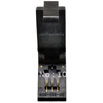 100% NEW SOT-223 SOT IC Test Socket / Programmer Adapter / Burn-in Socket(499-038-00) электробритва panasonic es rw30 s520 page 1