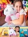 Officlal juguetes de peluche animales de peluche despicable me minion unicornio unicornio de peluche grande mullido unicornio de peluche Brinquedo