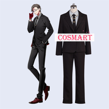 Japanese Voice Actor Division Rap Battle DRB Crew Jyuto Iruma 45 Rabbit Cosplay costume Uniform Outfit free shipping