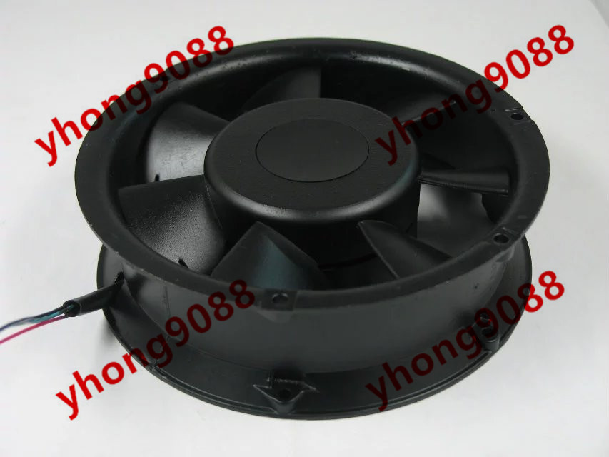 все цены на  Free Shipping Emacro COMAIR ROTRON PQ24B7X DC 24V 1.0A 3-wire 170X170X50mm Server Round Cooling fan  онлайн