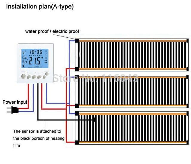 Green Heat Infrared Heater Wire Schematic - Find Wiring Diagram •