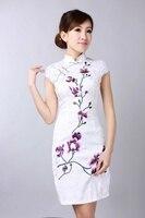 2014 Fashion Style Chinese Women S Tradition Mini Qipao Short Cheongsam Evening Dress Tang S Suit