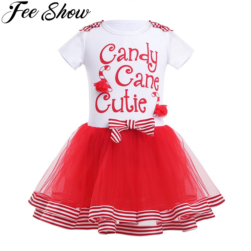 New Style Toddle Kid Girls Cotton Christmas Dress Red floral girls dresses Winter Christmas Baby Girls Clothes Costume for 2-5Y