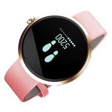 Кровяное давление трекер v06 smartband здоровья наручные фитнес браслет step counter smart watch для женщин android iphone 7