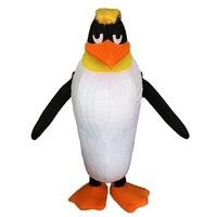 Детские Пингвин Маскоты костюм для взрослых Размеры Антарктики животных Черная пантера Cosply Костюм Карнавал Маскоты te Маскоты костюм