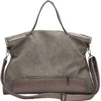 suede bag brand fashion female shoulder bag high quality split leather cosmeti totes retro large capacity handbag for women 2017