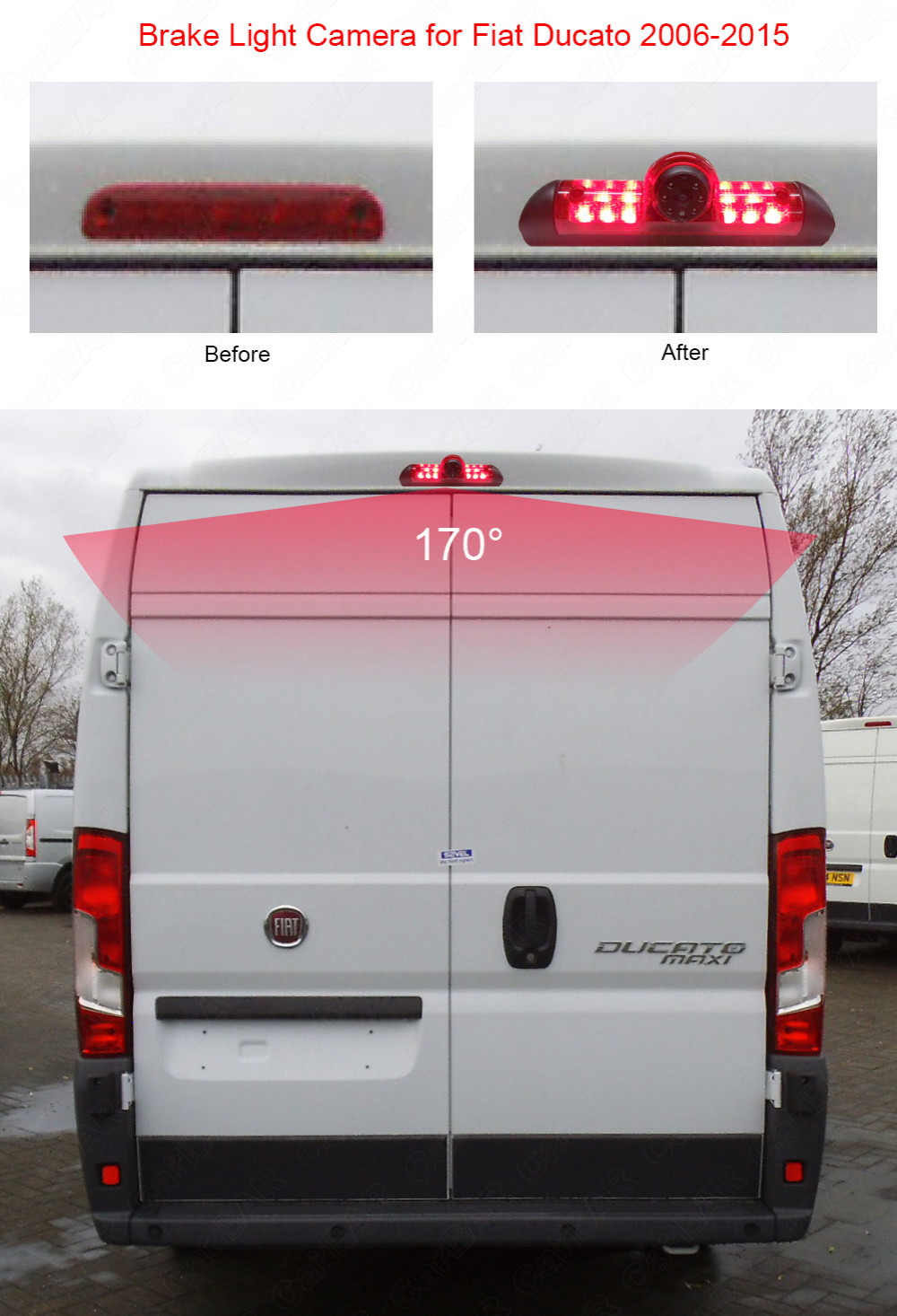 brake light camera for FIAT Ducato (8)