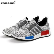 2016 New Fashion High Quality Men Casual Shoes Male Mixed Color Lace Up Breathables Mesh Canvas Flat Walking Shoes Trainers