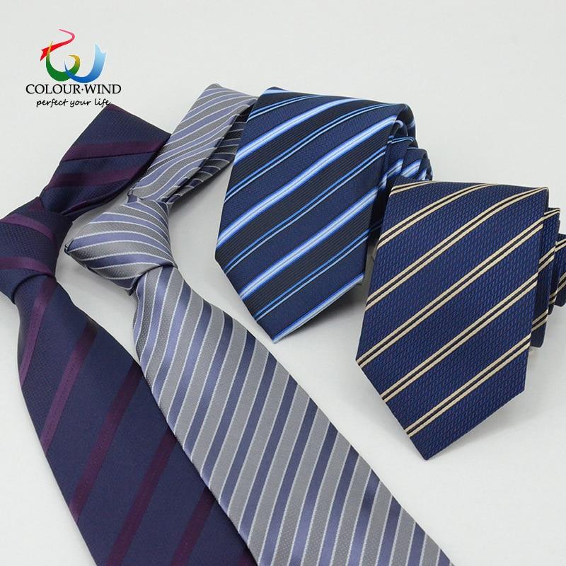 Tie Mens Casual Party Ties Business Meeting Wedding Suit Necktie