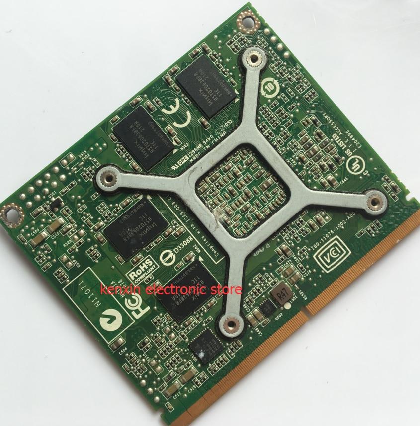 Original 9500M 9500 GT 512MB GDDR3 MXM 3 III G96-7 Video Card For Acer Aspire 8920 8920G 8930 Graphics est for a c e r aspire 5920g 5920 5520g 5520 mxm ii ddr2 1gb graphics vga video card replace n v i d i a geforce 9650m gt