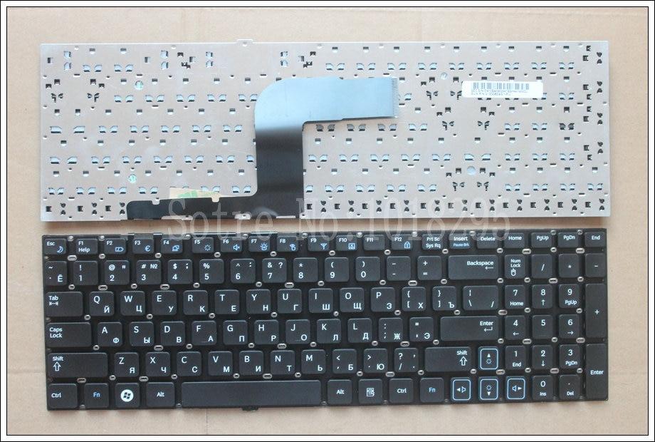 NEW Russian keyboard For Samsung RV509 RV511 NP-RV511 RV513 RV515 RV518 RV520 NP-RV520 RC530 RU black Laptop Keyboard