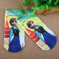 1 pairs cotton cartoon children socks girls kids socks at factory prices cartoon socks 6# 16#