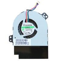 New Cpu Original Ventilador de Refrigeração da Cpu Fan Para Asus UX50 UX50V UX50VT GB0575PGV1-A 13. V1.B4070. F. GN
