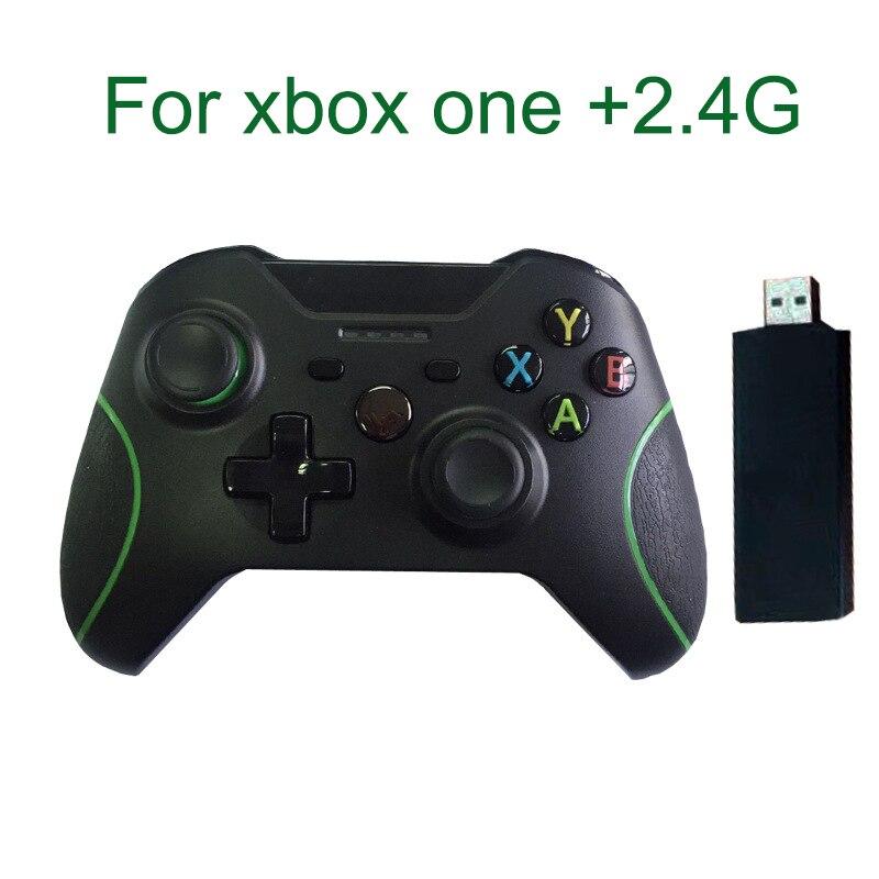 2.4G récepteur contrôleur sans fil pour Console Xbox One pour PC pour PS3 Android Smartphone manette de jeu