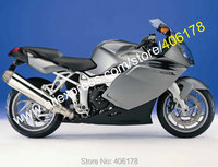 Hot Sales Black Gray Body Kit For 05 06 07 08 BMW K1200S 2005 2008 K