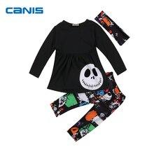 Dětský kostýmek set – legíny, tričko, čelenka