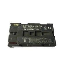 SB-L160 SB L160 Digital Camera Battery SBL160 For SAMSUNG SC-L520 SC-L530 SC-L550 SC-L610 SC-L630
