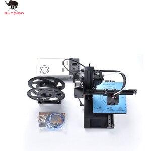 Image 5 - 3D מדפסת S200 חדש באופן מלא התאסף עם מחומם 180x180x180mm לבנות צלחת + MicroSD כרטיס מראש עם להדפסה 3D מודלים