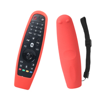 SIKAI 2017 Soft Silicon Case For LG Smart TV Remote Control Case Protective Skin For LG