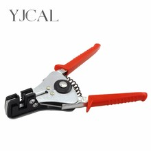 цена на Automatic Stripping Pliers Wire Stripper Cutter Crimping Peeler Forceps Cable Tools Terminal Multifunctional Hand Tool