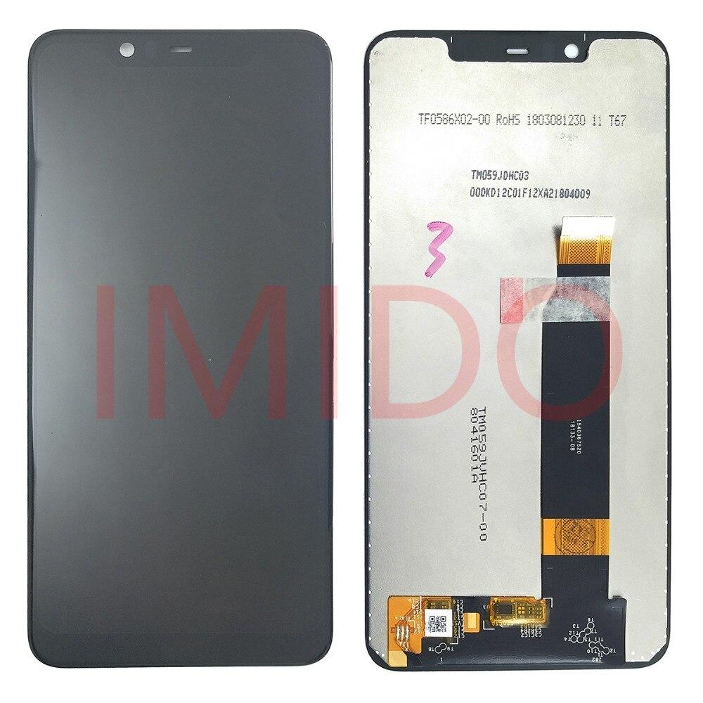 For Nokia 5.1 Plus TA 1102 TA 1105 TA 1108 TA 1109 TA 1112 TA 1120 X5 Screen LCD Display Digitizer Touch Screens Repair Parts|Mobile Phone LCD Screens| |  - title=