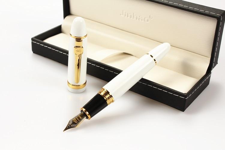 fonte alta qualidade grande corpo tinta canetas papelaria escritório