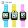 2017 smart watch kids reloj q730 jm13 3g gprs gps localizador rastreador Smartwatch Reloj Bebé Con Cámara Para IOS Android PK Q50