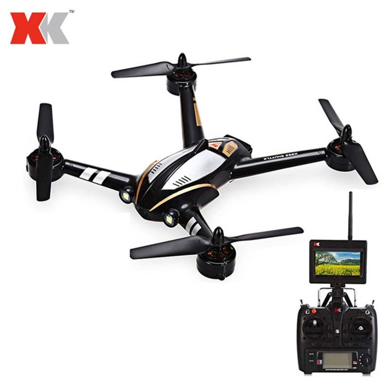 XK X252 RC Quadcopters 5.8G FPV 2.4GHz 4CH 6 Axis Gyro Drones with 1804 Brushless Motor 720P Camera RC Quadcopter RTF Drone Dron jjrc x1 with brushless motor 2 4g 4ch 6 axis rc quadcopter rtf page 5