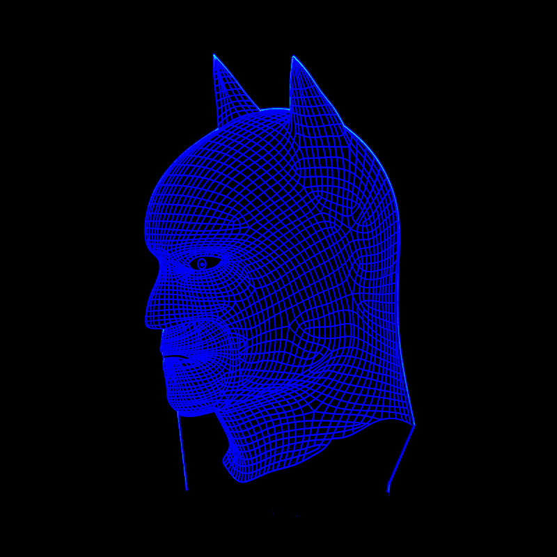 Luzes da Noite figura dos desenhos animados batman Suit For : Adults Kids Baby Pregnant Women All Peolple