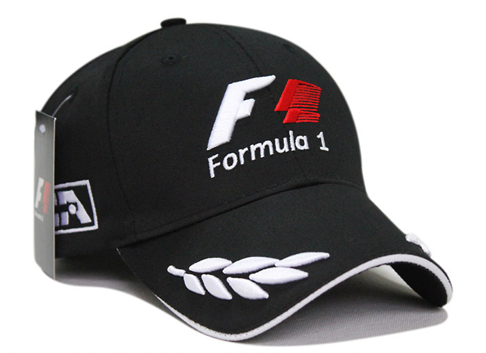 mercedes formula 1 baseball cap one team racing black car driver sport caps cheap