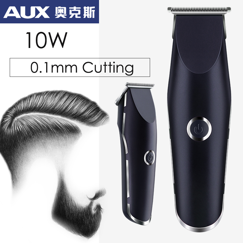 Professional Precision Hair Clipper Electric Hair Trimmer Stainless Steel Cutting Baldhead Shaving Machine Home Barber Tool