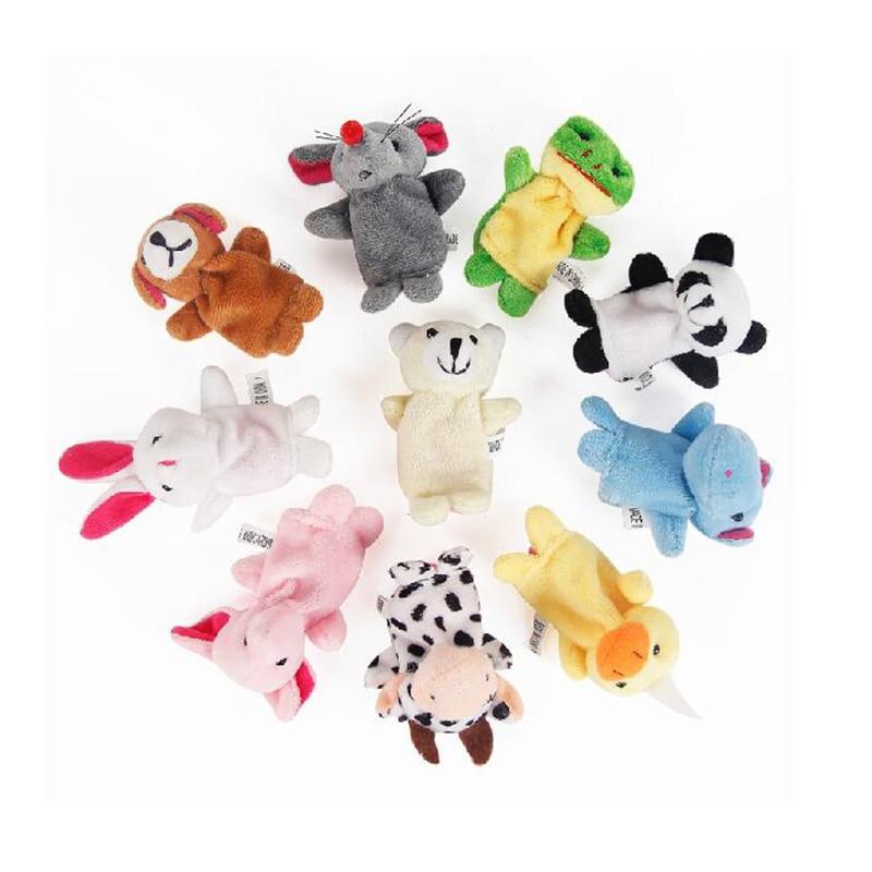 Hot-Sale-Cotton-Baby-Toy-Cartoon-Animal-Finger-Puppet-Plush-Dolls10animals-groupChild-Baby-Favor-10pcslot-Free-Shipping11-028-1