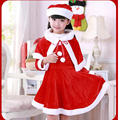Grandfatherly Santa Claus Costume Cosplay For Kid Halloween Santa Claus Cosplay Costumes Boy And Girl Style And Size For Choose