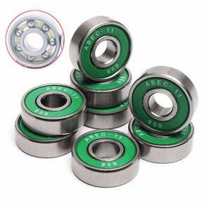 8pcs 608 ABEC-11 Roller Skates